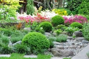 Gartengestaltung Meran und Passeier
